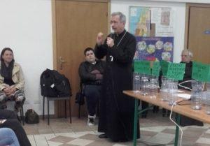 arcivescovo tagliato