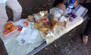 Piastraio buffet