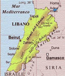 Libano padre Damiano 1