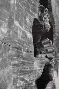 Particolare della cappella, foto tratta dal libro 'Di fronte all'Altissimo', a cura di monsignor Timothy Verdon