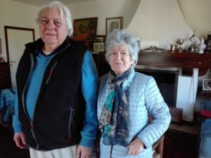 Angelo e Patricia Mattugini