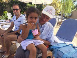 Colonia offerta a bambini siriani