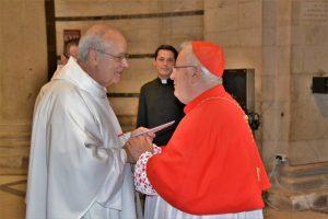 Il cardinale Bassetti