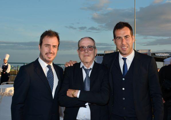 David, Marco e Piero Vaiani
