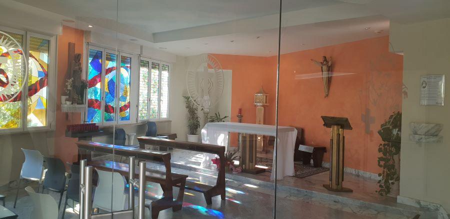 Chiesa interna al San Camillo