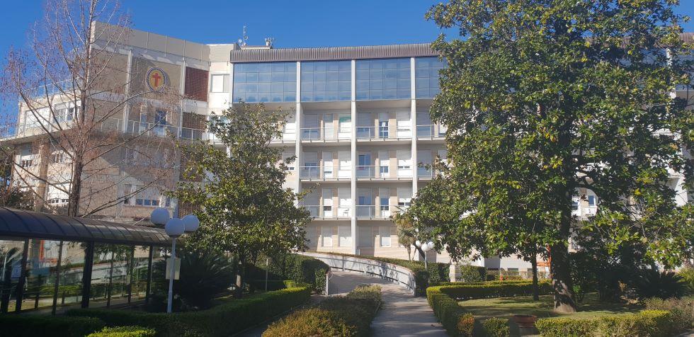 Edificio del San Camillo
